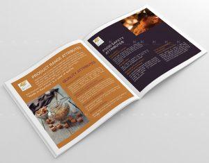 Brochure design for Mauritius Sugar Syndicate
