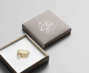 Jewellery company Logo design