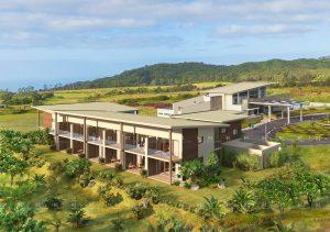 Avalon Lodge exterior view